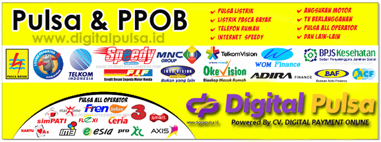 Reseller Top Up Game Online