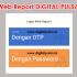 Cara Login Web Report Digital Pulsa